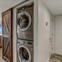 Laundry Barn Door